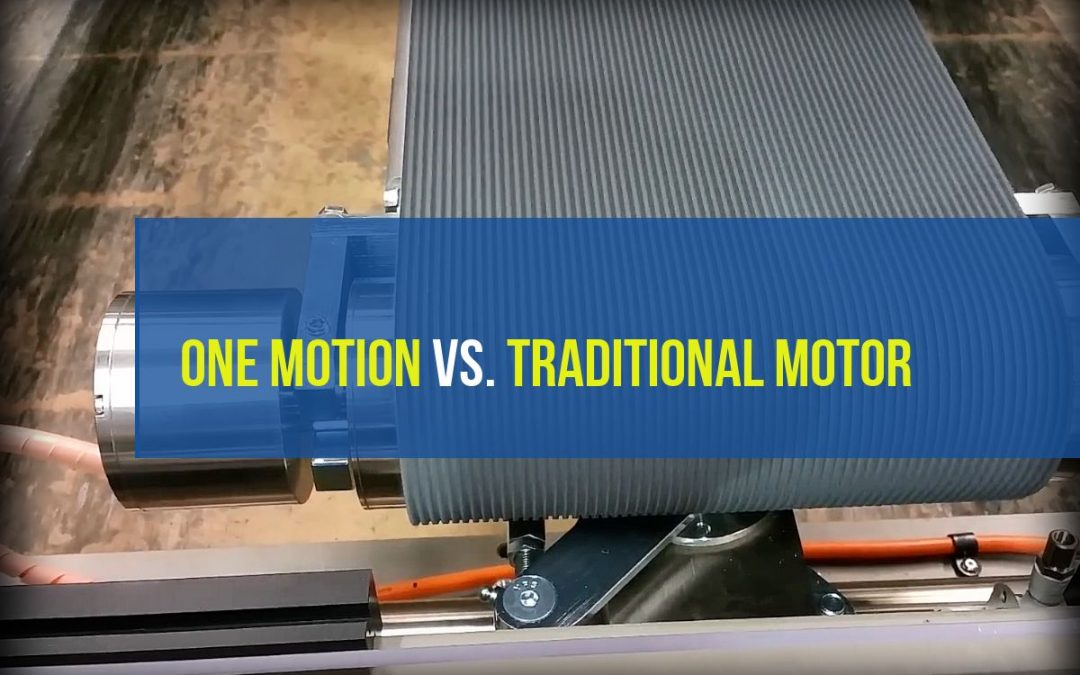One Motion vs. Traditional Motor